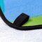 Фото 5 Коврик для пикника и пляжа водонепроницаемый Meteor MCells 180х200 см, разноцветная клетка