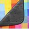 Фото 6 Коврик для пикника и пляжа водонепроницаемый Spokey Colour 130х150 см, разноцветный квадрат