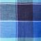 Фото 6 Коврик для пикника и пляжа водонепроницаемый Spokey Flannel 150х180 см, голубой в синюю клетку