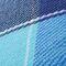 Фото 5 Коврик для пикника и пляжа водонепроницаемый Spokey Flannel 150х180 см, голубой в синюю клетку