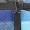 Фото 4 Коврик для пикника и пляжа водонепроницаемый Spokey Flannel 150х180 см, голубой в синюю клетку