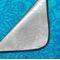 Фото 6 Коврик для пикника и пляжа водонепроницаемый Spokey Mandala 180x210 (926055), голубой