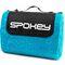 Коврик для пикника и пляжа водонепроницаемый Spokey Mandala 180x210 (926055), голубой