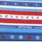 Фото 5 Коврик для пикника и пляжа водонепроницаемый Spokey Marine 180x210 см, в полоску с якорями