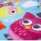 Фото 5 Коврик для пикника и пляжа водонепроницаемый Spokey Owl 180x210 см, с совушками