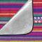 Фото 6 Коврик для пикника и пляжа водонепроницаемый Spokey Tribe 140х180 см, разноцветная полоска