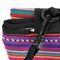 Фото 5 Коврик для пикника и пляжа водонепроницаемый Spokey Tribe 140х180 см, разноцветная полоска
