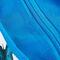 Фото 3 Пляжная термосумка Spokey Acapulco (928256), белая с голубым, принт насекомые
