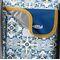 Фото 5 Пляжная термосумка Spokey San Remo (928255), белая с цветным узором