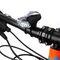 Фото 7 Комплект велосипедных фонарей Meteor Lumin, передний и задний
