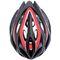 Фото 2 Велошлем защитный Meteor Crust in-Mold, кросс-кантрийный с регулировкой, черный с красным