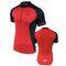 Фото 3 Велофутболка мужская компрессионная Radical Racer SX, красная