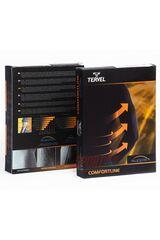 Фото 5 Комплект спортивного мужского термобелья Tervel Comfortline бесшовное, зональное, синий+чёрный
