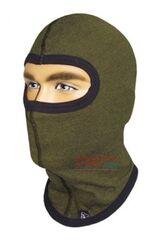 Фото 4 Комплект женского повседневного теплого термобелья Radical Hunter с балаклавой, хаки